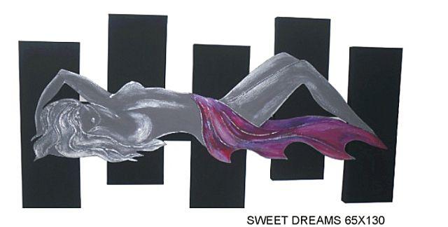 Πίνακας ζωγραφικής Gallerista by Repanis Sweet dreams-Sweet Dreams