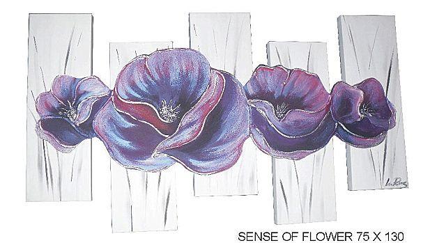 Πίνακας ζωγραφικής Gallerista by Repanis Sence of flower-Sence of flower