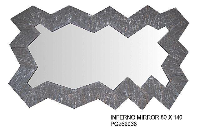 Καθρέφτης Gallerista by Repanis Inferno Mirror-Inferno Mirror