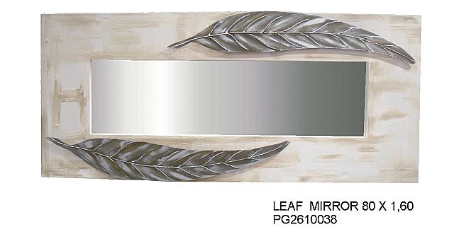 Καθρέφτης Gallerista by Repanis Leaf Mirror-Leaf Mirror