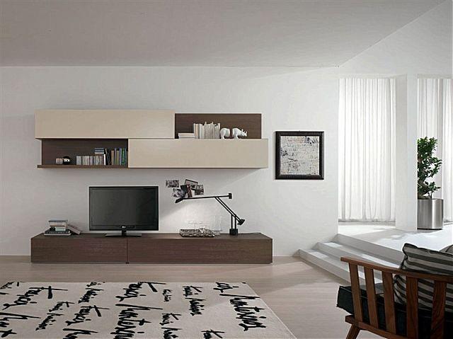 Συνθέση τοίχου σαλονιού Sofa And Style Proposta LK12-Proposta LK12