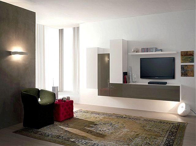 Συνθέση τοίχου σαλονιού Sofa And Style Proposta-LK15