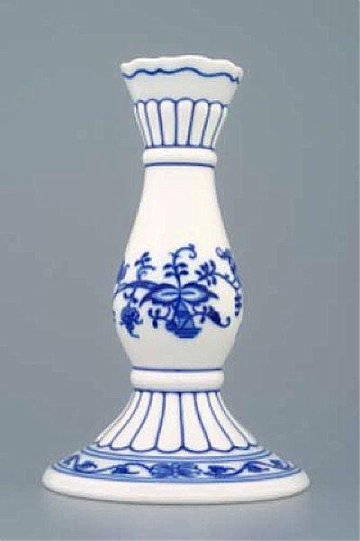 Κηροπήγιο Zweibel Muster Blue Onion-κηροπήγειο Blue onion 16 cm