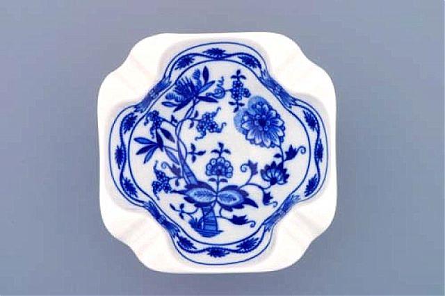 Σταχτοδοχείο(Τασάκι) Zweibel Muster Blue Onion-Στακτοδοχείο Blue Onion 12,5 cm