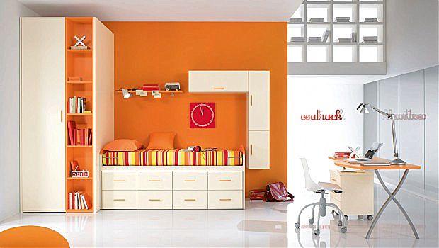 Παιδικό-Εφηβικό δωμάτιο Spar Arreda Web-W-21