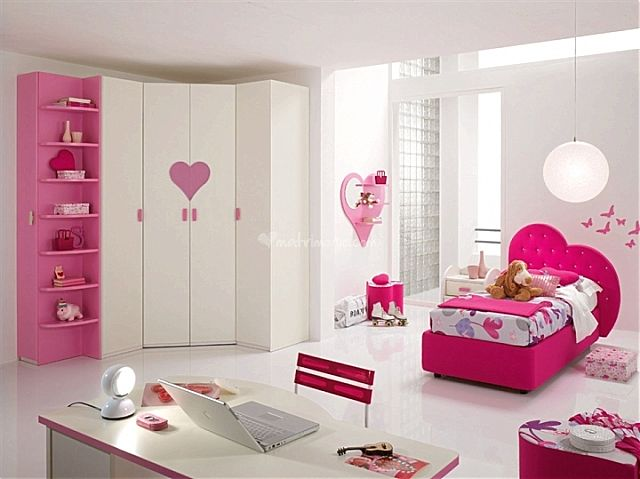Παιδικό-Εφηβικό δωμάτιο Spar Arreda Web-W-15