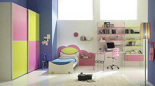 Παιδικό-Εφηβικό δωμάτιο Spar Arreda Web-W-17