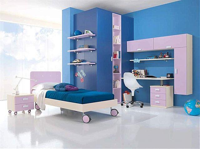 Παιδικό-Εφηβικό δωμάτιο Spar Arreda Web-W-18