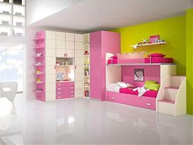 Παιδικό-Εφηβικό δωμάτιο Spar Arreda Evolution-Evolution 309
