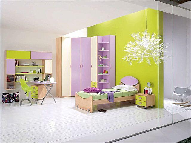 Παιδικό-Εφηβικό δωμάτιο Spar Arreda Evolution-Evolution 312