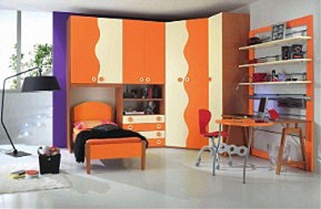 Παιδικό-Εφηβικό δωμάτιο Spar Arreda Web-Web 321