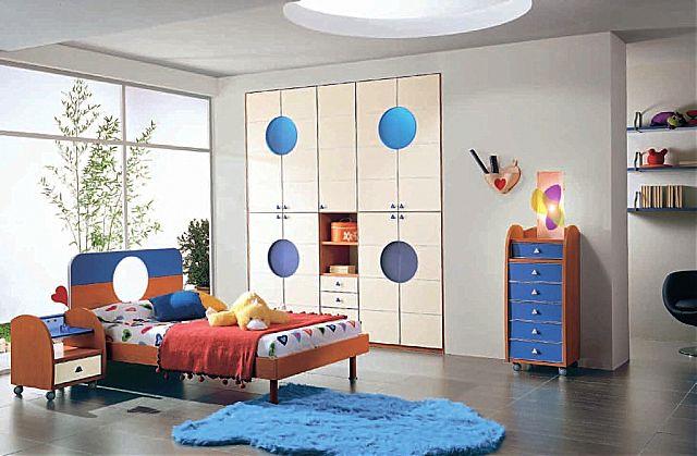 Παιδικό-Εφηβικό δωμάτιο Spar Arreda Evolution-Evolution 322