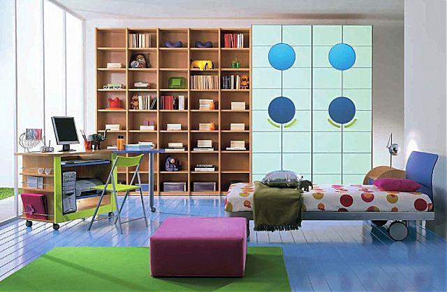 Παιδικό-Εφηβικό δωμάτιο Spar Arreda Evolution-Evolution 324