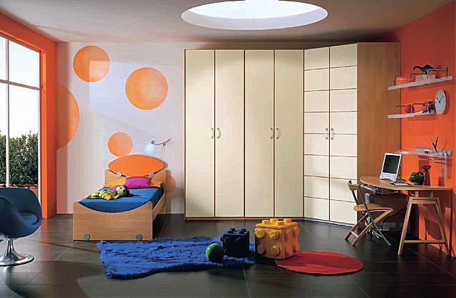 Παιδικό-Εφηβικό δωμάτιο Spar Arreda Evolution-Evolution 327