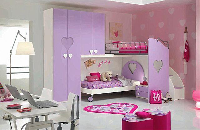 Παιδικό-Εφηβικό δωμάτιο Spar Arreda Web-W-69