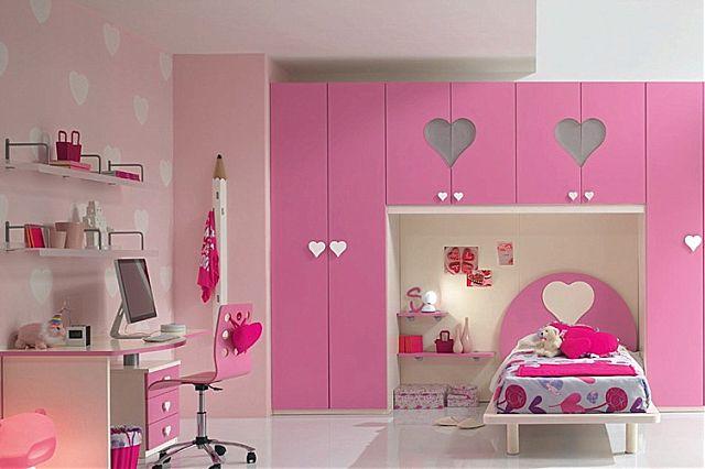 Παιδικό-Εφηβικό δωμάτιο Spar Arreda Web-W-70