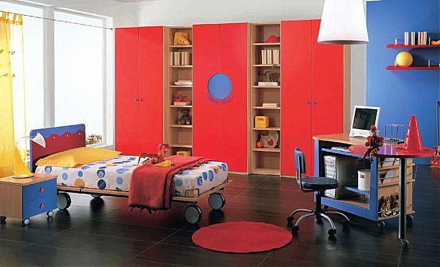 Παιδικό-Εφηβικό δωμάτιο Spar Arreda Web-Web 330