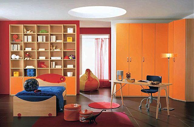 Παιδικό-Εφηβικό δωμάτιο Spar Arreda Web-Web 332