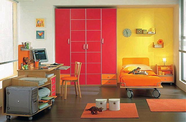 Παιδικό-Εφηβικό δωμάτιο Spar Arreda Evolution-Evolution 333