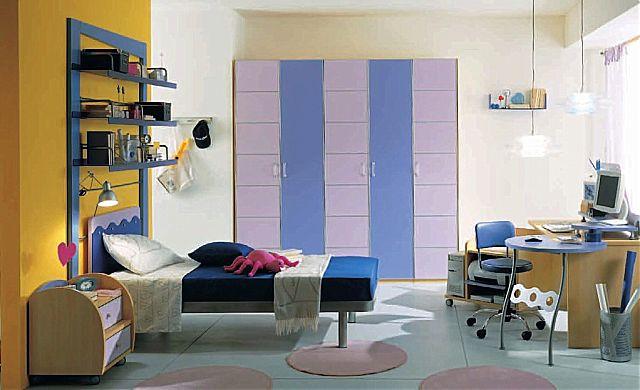 Παιδικό-Εφηβικό δωμάτιο Spar Arreda Evolution-Evolution 334