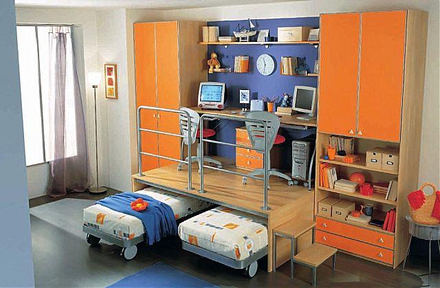 Παιδικό-Εφηβικό δωμάτιο Spar Arreda Evolution-Evolution 337