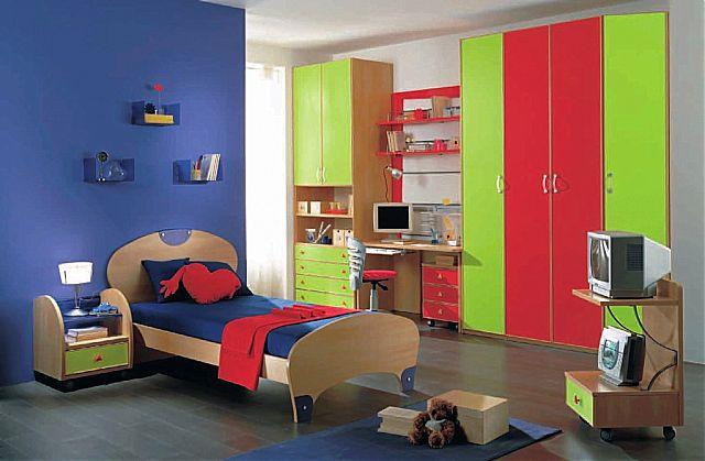 Παιδικό-Εφηβικό δωμάτιο Spar Arreda Evolution-Evolution 338