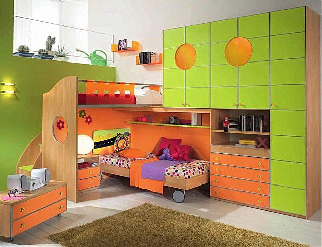 Παιδικό-Εφηβικό δωμάτιο Spar Arreda Evolution-Evolution 509