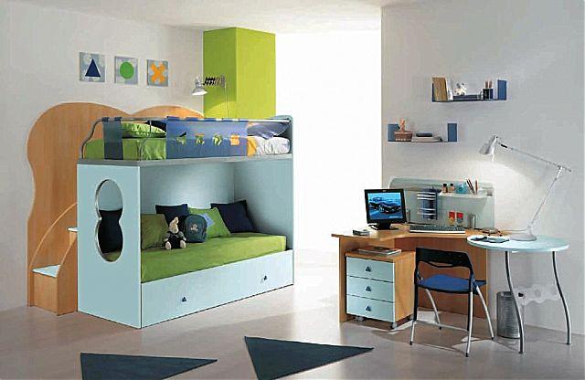 Παιδικό-Εφηβικό δωμάτιο Spar Arreda Web-Web 528