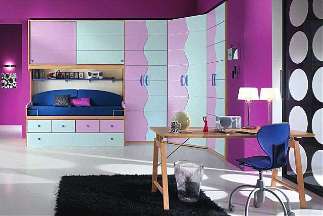 Παιδικό-Εφηβικό δωμάτιο Spar Arreda Evolution-Evolution 536