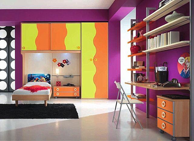 Παιδικό-Εφηβικό δωμάτιο Spar Arreda Evolution-Evolution 535