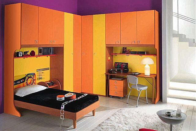 Παιδικό-Εφηβικό δωμάτιο Spar Arreda Web-Web 539