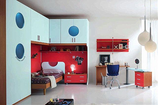 Παιδικό-Εφηβικό δωμάτιο Spar Arreda Web-Web 545