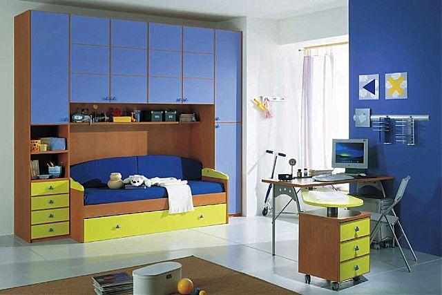 Παιδικό-Εφηβικό δωμάτιο Spar Arreda Evolution-Evolution 549