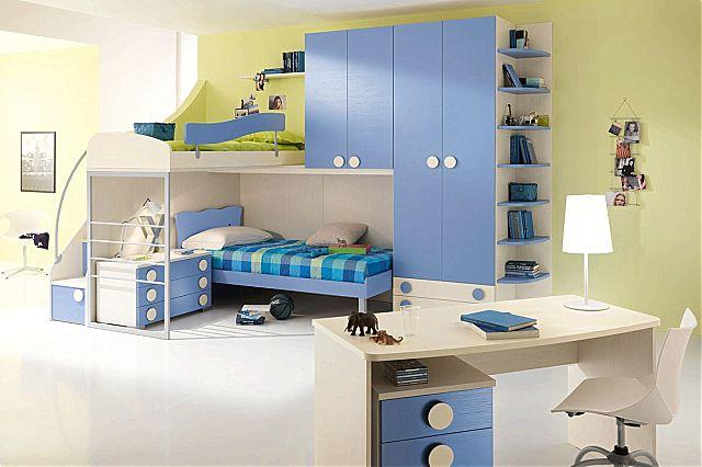 Παιδικό-Εφηβικό δωμάτιο Spar Arreda One-One 201