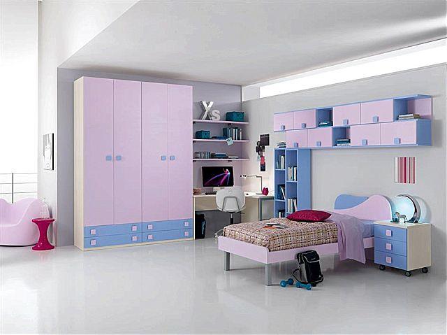 Παιδικό-Εφηβικό δωμάτιο Spar Arreda One-One 206