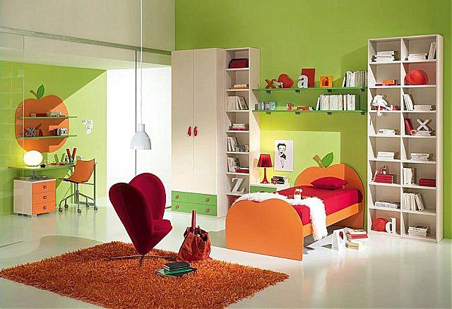Παιδικό-Εφηβικό δωμάτιο Spar Arreda One-One 215