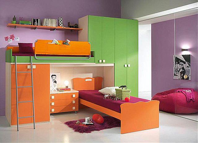 Παιδικό-Εφηβικό δωμάτιο Spar Arreda One-One 216