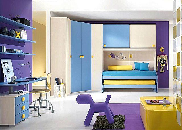 Παιδικό-Εφηβικό δωμάτιο Spar Arreda One-One 217