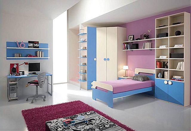 Παιδικό-Εφηβικό δωμάτιο Spar Arreda One-One 220