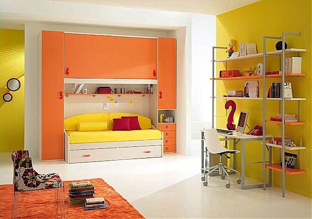 Παιδικό-Εφηβικό δωμάτιο Spar Arreda One-One 221