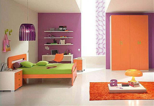 Παιδικό-Εφηβικό δωμάτιο Spar Arreda One-One 233