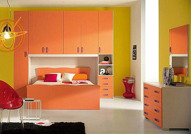 Παιδικό-Εφηβικό δωμάτιο Spar Arreda One-One 229