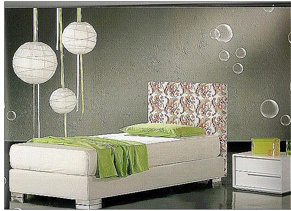 Παιδικό κρεβάτι επενδυμένο Sofa And Style Swift kid-Swift kid