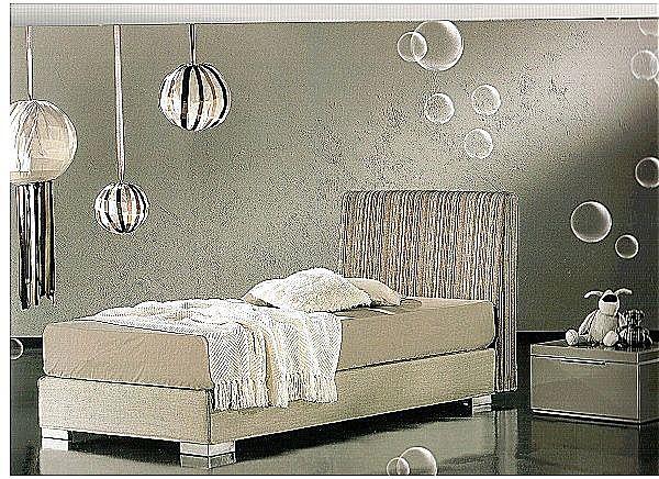 Παιδικό κρεβάτι επενδυμένο Sofa And Style Bloom kid-Bloom kid