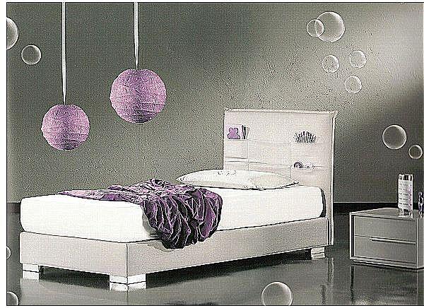 Παιδικό κρεβάτι επενδυμένο Sofa And Style Pocket-pocket