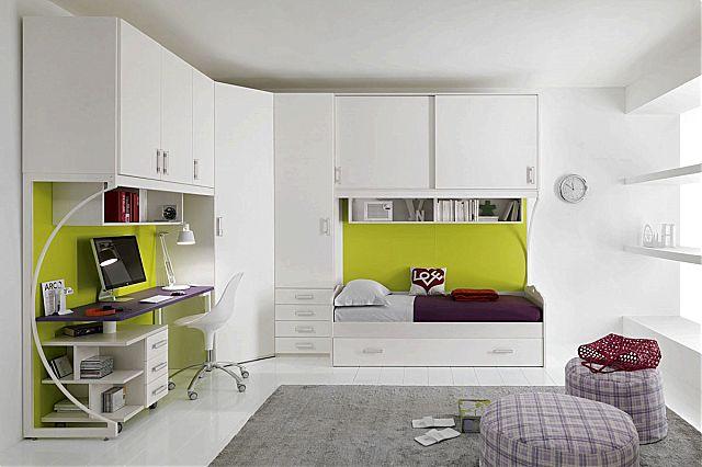 Παιδικό-Εφηβικό δωμάτιο Spar Arreda Web-W61