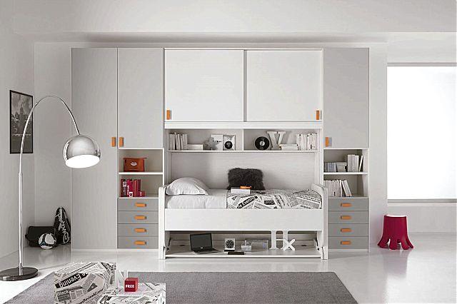 Παιδικό-Εφηβικό δωμάτιο Spar Arreda Web-W63