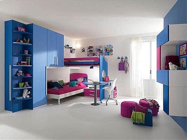 Παιδικό-Εφηβικό δωμάτιο Spar Arreda Web-W65