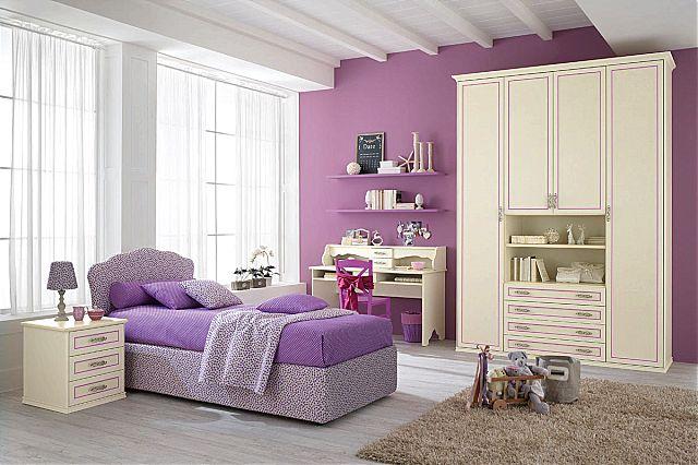 Παιδικό-Εφηβικό δωμάτιο Spar Arreda Romantica-Romantica 100