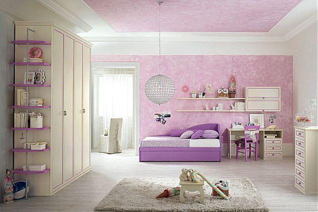Παιδικό-Εφηβικό δωμάτιο Spar Arreda Romantica-Romantica 104